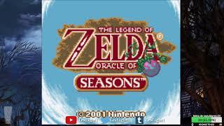 The Legend of Zelda: Oracle of Seasons (GBC) - ¡A buscar joyas! (27-11-18)