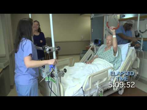 Anterior Approach Hip Replacement Surgery Patient Success Story - Methodist Dallas Medical Center
