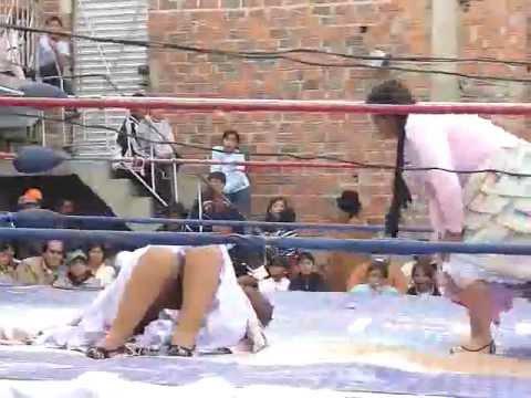 Carmen Rosa, la peleadora