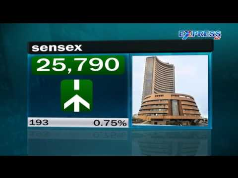 Stock Market News on SENSEX, NIFTY - Express TV