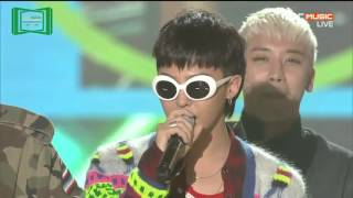 [SUB ENG] G Dragon (Bigbang) Speech - TOP10 Melon Music Award (MMA) 151107