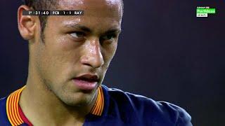 Neymar vs Rayo Vallecano (Home) 15-16 HD 720p - English Commentary