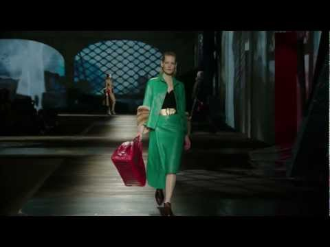 Prada Fall/Winter 2013 Womenswear Show #19