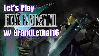 Let's Play - Final Fantasy VII [PART 14]