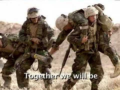 Patriotic Tribute to our Military-Song-