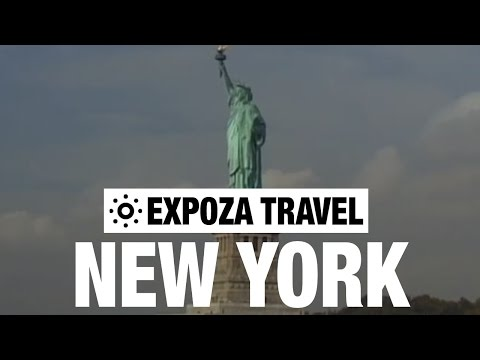 New York Pre 9/11 Vacation Travel Video Guide