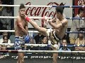 Muay Thai K.O.- Horrendous Head Kick K.O. !