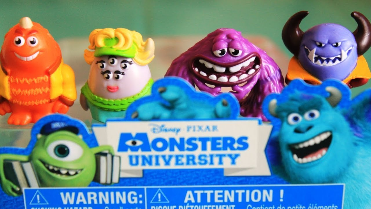Monster Toy Videos Not For Kids