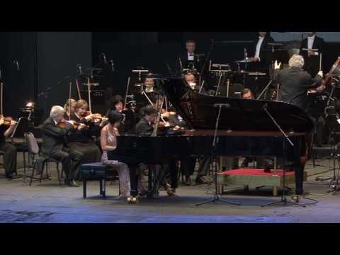 Nemzeti Filharmonikusok és Yuja Wang - Nyitókoncert 2016 (interjúk, Werk)