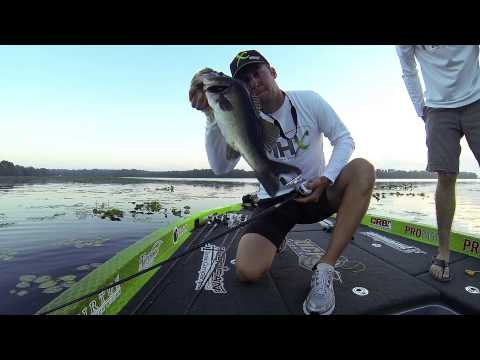 Showdown on the St. John's River - Bass Fishing