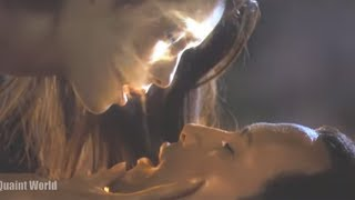 Kelly Hu Taking out the scorpion poison | Dwayne Johnson | The Scorpion King Movie Scene