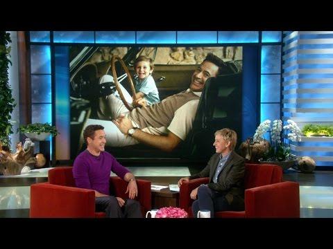 Robert Downey Jr. Is Having A Girl! video