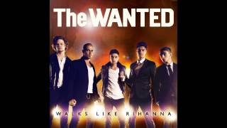 Rihanna Video - The Wanted - Walks Like Rihanna (Official Audio)