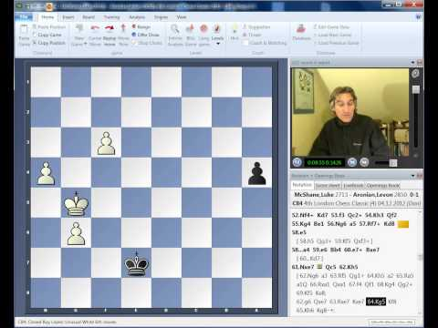 0 - Chess Video | Luke McShane - Levon Aronian London Chess Classic Round 4 Play of the Day - Chess & Mind Games