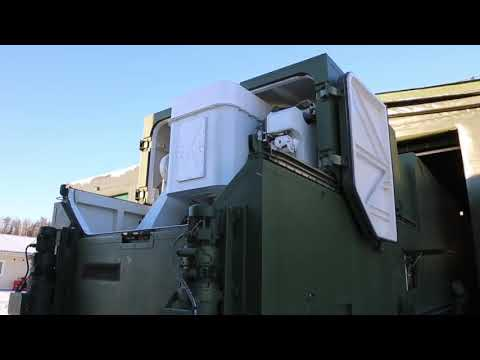 Combat laser system enters test duty in Russia