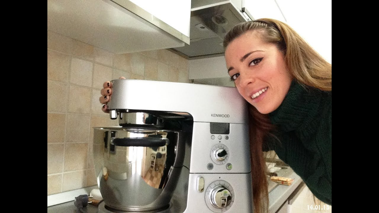 Kenwood cooking chef km 070 la mia opinione - Robot per cucinare kenwood ...