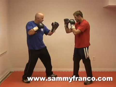 Sparring Tips, Tactics and Techniques Image 1