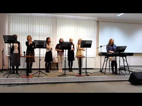 Группа прославления. Христианские песни