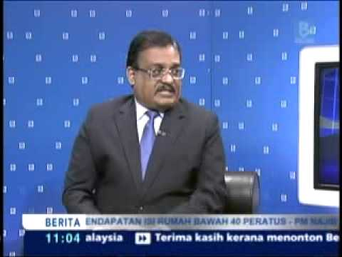 Restructuring of the Budget 2015 by Manokaran Mottain, Chief Economist of Alliance Bank.