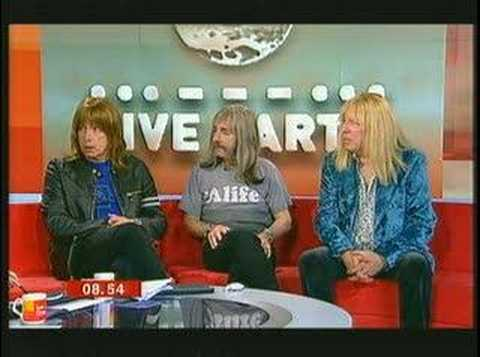 Spinal Tap - TV Interview