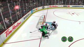 NHL 14 GOAL of the YEAR ep 3