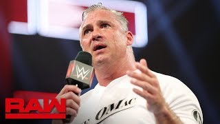 Shane McMahon recounts his family's history with Roman Reigns' kin