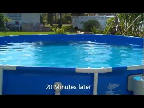 What You Need To Convert A Intex Pump To A Summer Escapes Pool Youtube