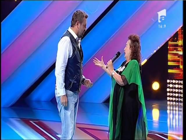 Jurizare: Maria Mocioiu se califică în următoarea etapă X Factor!