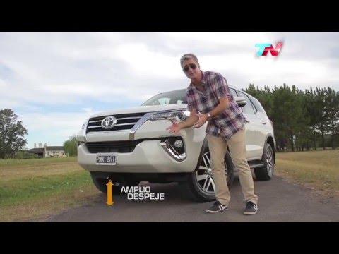 TN Autos Programa 77   Test Drive Toyota SW4