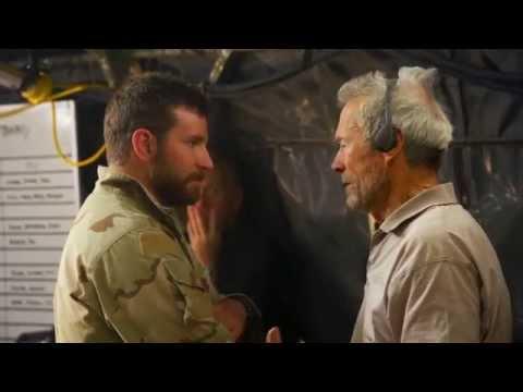 American Sniper: Behind The Scenes Movie Broll 2- Bradley Cooper, Clint Eastwood, Sienna Miller