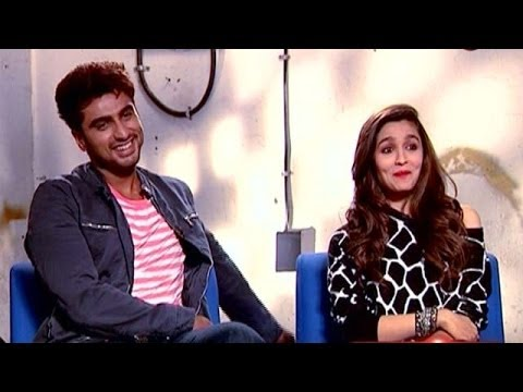 2 States | Alia Bhatt and Arjun Kapoor talk about the movie