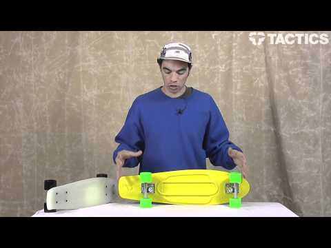 Penny Nickel And Penny LTD Hoverboard Skateboard Complete Review - Tactics.com
