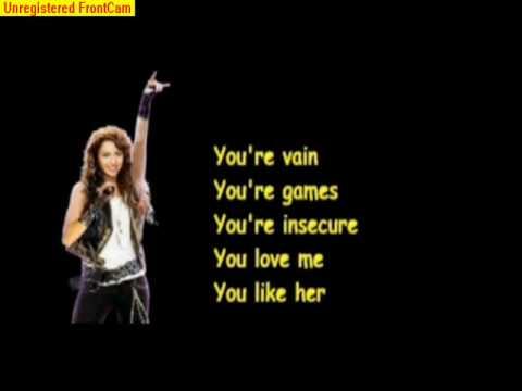 Hannah Montana - 7 Things