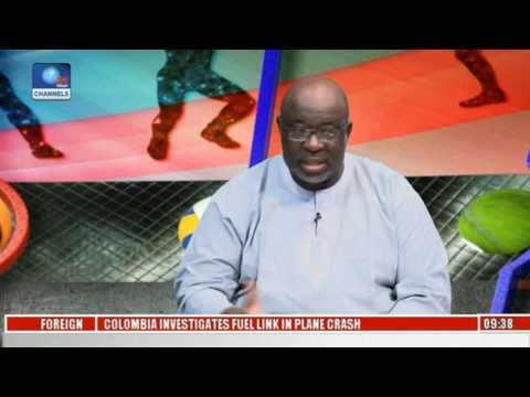 Sports This Morning: NFF Restates Commitment to Women's Football & Beach Soccer Pt.2