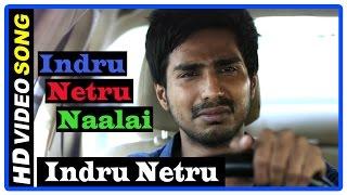 Indru Netru Naalai Tamil Movie | Songs | Indru Netru Naalai song | Mia George and Ravishankar Expire