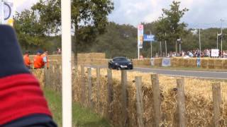 CarFest South 2014 - Supercars on the Hill Climb