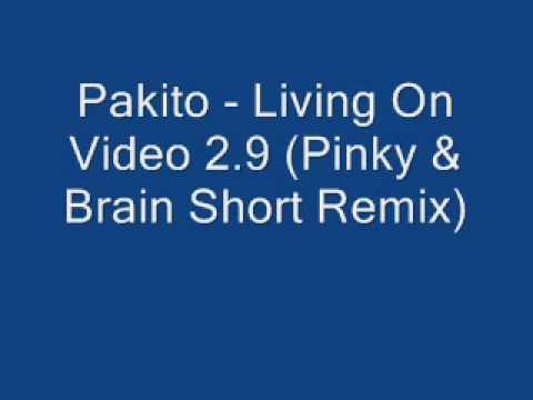 Pakito - Living on Video 2.9 (Mash Up Video Edit)