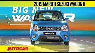 2019 Maruti Suzuki WagonR launch   Prices & First Look   Autocar India