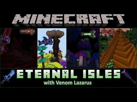 Minecraft Eternal Isles z Venomem #19 (Rock Rider - Śmieszny boss)