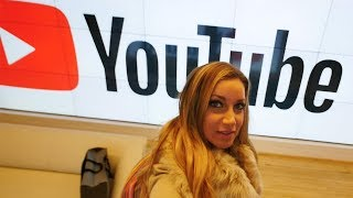 YOUTUBE OFFICES!!!