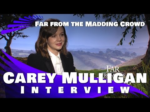 Carey Mulligan - Far From the Madding Crowd - 2015 Interview