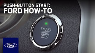 Available Intelligent Access with Push-Button Start   Ford How-To   Ford