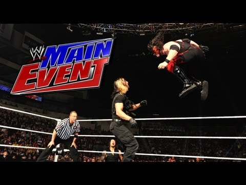 Kane vs. Seth Rollins: WWE Main Event, May 15, 2013