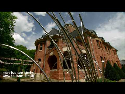 "Henry Van de Velde between Art Nouveau and Modern Design? Clip Documenatation ""Bauhaus lives"""