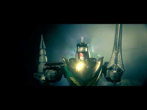 Power Rangers Dragonzord 2012 Toy Commercial Banned Super Bowl Adult Swim HD