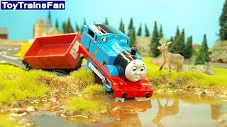 Thomas and Friends Accidents Will Happen - Toy trains for kids. Compilation.
