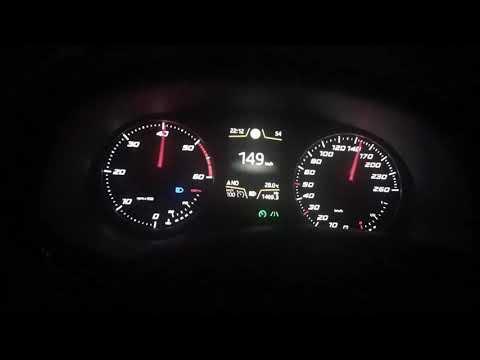 Seat Leon FR 2.0 TDI 184 PS Topspeed 250 km/h