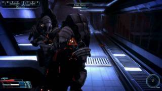 Mass Effect Gameplay (PC) - Insanity, Done Solo! (part 4 - Soldier Side)