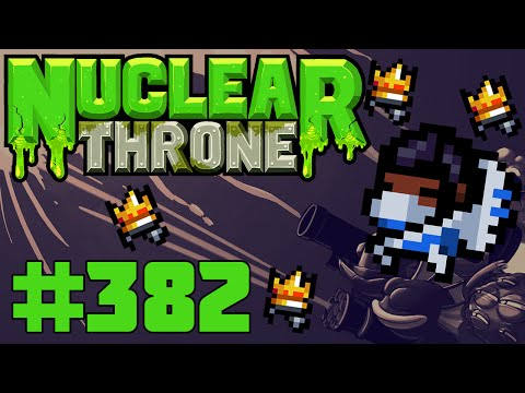 Nuclear Throne (PC) - Episode 382 [Solid Rogue-ing]