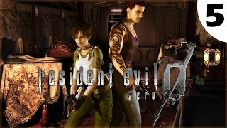 Resident Evil Zero HD Remaster - Parte 5 Español - Walkthrough / Let